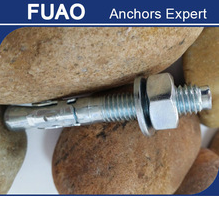Good Quality concrete wedge anchors,anchor bolt,fastener made in yongnian