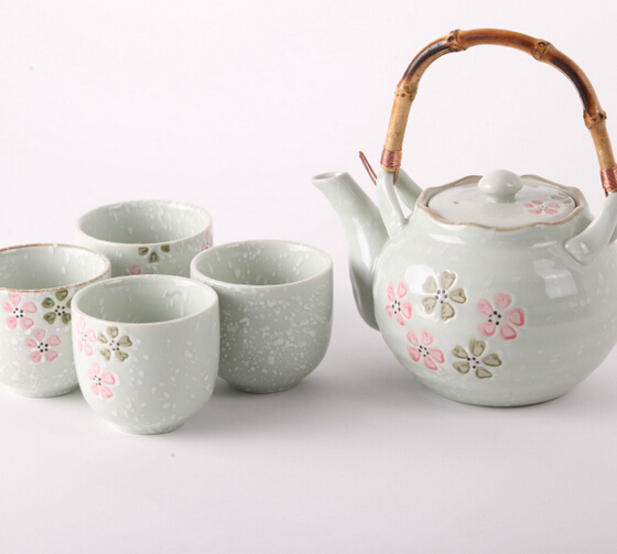 BONE CHINA SEE BIRDE POT SUGAR CREAMER