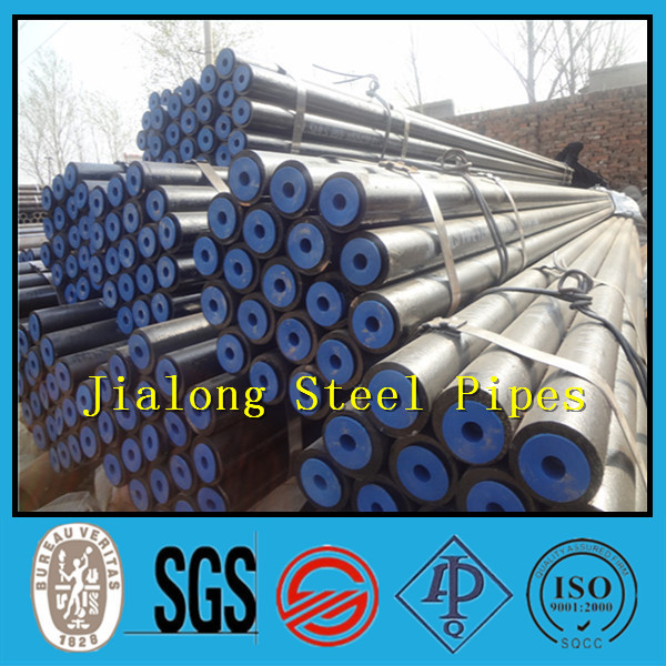 ASTM A106B cs steel pipe for construction material from Shandong China alibaba pipe make