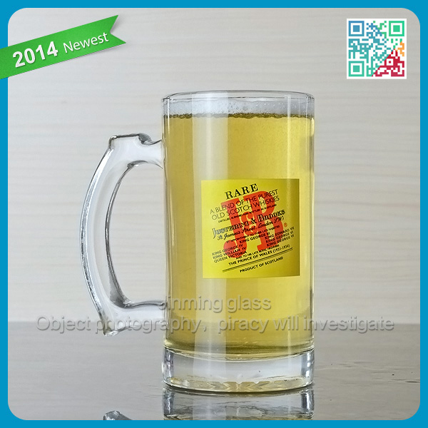 High quality stanley cup thermo beer mug with handle