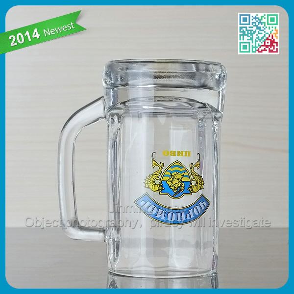 Hot sale stanley cup 24oz beer mug with handle
