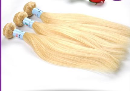 filipino blonde human hair weave color 2b virgin hair