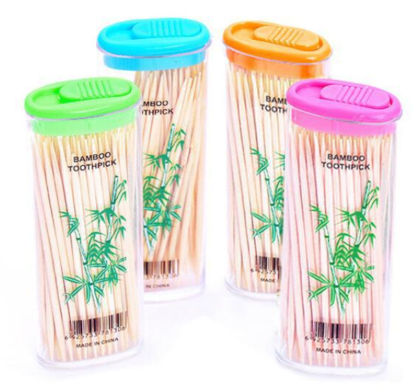 Hot Sell Toothpicks, Wooden Toothpicks, Bamboo Toothpick