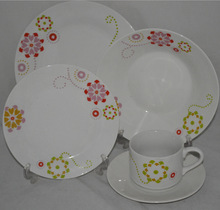 Factory directly supply dinner set ,porcelain dinner set,ceramic dinner set