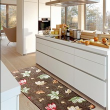 printing home kitchen floor mat