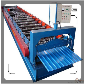roll forming machine, pressure tile machine, tile press