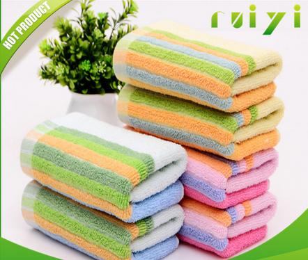 wholesale cheap 100% cotton face towel/bath towel