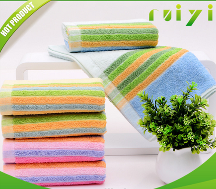 wholesale cheap 100% cotton face towel/bath towel