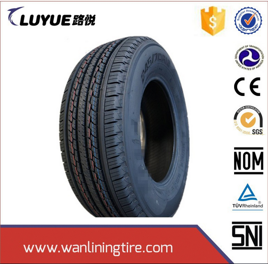 China Suv car Tire 225/70r17 PCR tyre made in Shandong with best quality