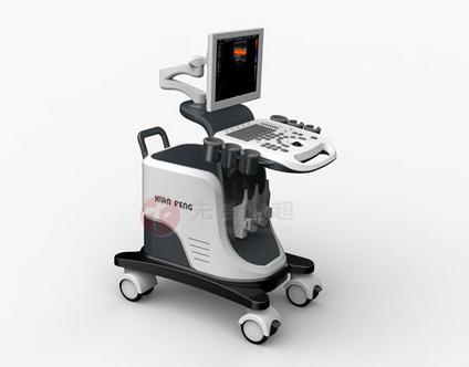 Newly trolley color doppler ultrasound XF-7700trolley
