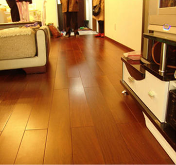 Multilayer solid wood series floor AC3 HDF waterproof