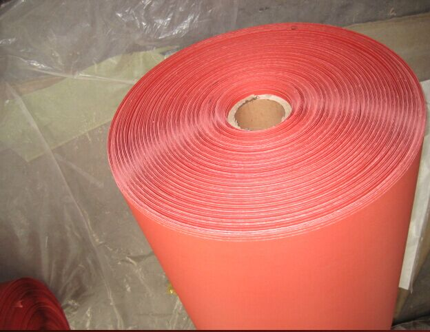 Insulation vulcanized fiber