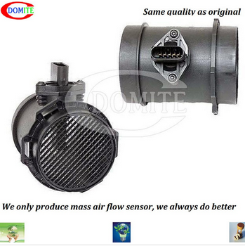 Mass Air Flow Sensor For BMW 13 62 1 433 567, 0 280 217 814