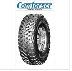 comforser brand SUV M/T OWL tire (LT215/85R16)