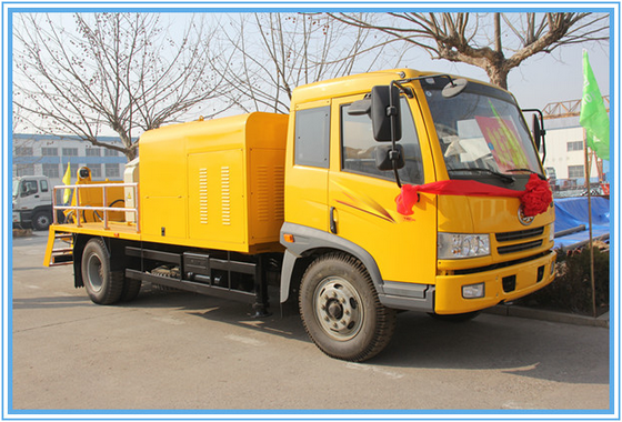 HONGDA Truck mounted Concrete Stationary Pump
