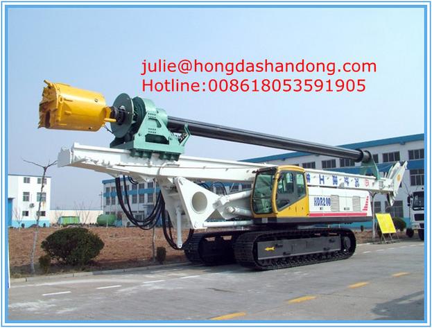 HONGDA TIELISHI Rotary Drilling Rig HDR230