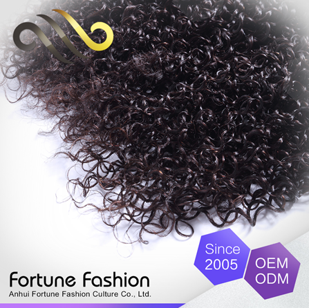 Fashion human hair virgin kinky curly hair, virgin remy hair, brazilian remy hair for woman