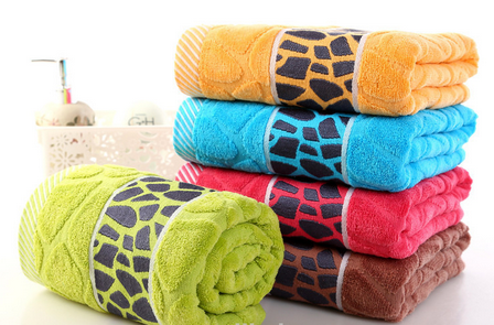 cheap good quality cotton bath towels