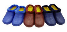 High Quality Cheap Price Fashion Sandals EVA Cotton warm garden slipper
