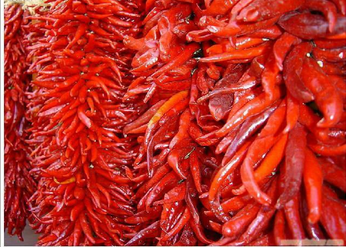 Dry Red Hot chaotian Chilli products