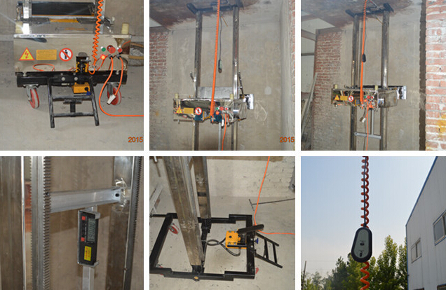 High Quality Vertical Rammer Construction Machines