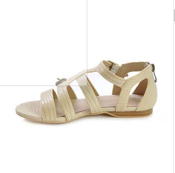 50s-12 ladies fancy flat sandals nice design ladies sandals girls sandals