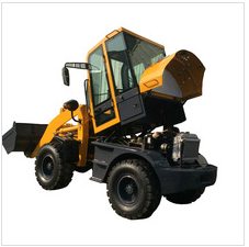 The best wheel loader for agent, Chinese wheel loader/front end loader with different attachments