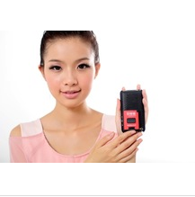 mini wireless handheld barcode reader 1d ccd barcode reader for android,ios and win OS