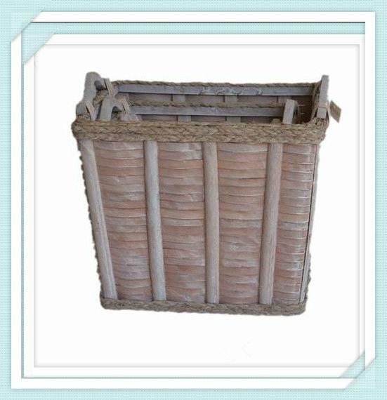 cheap wicker storage basket