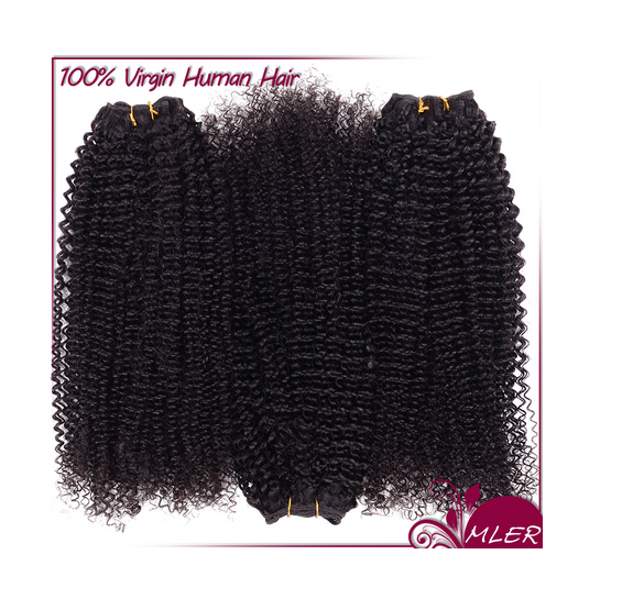 100% brazilian hair weave kinky curly 100% kanekalon fiber hair extension