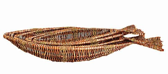 Willow Decor / willow handicraft