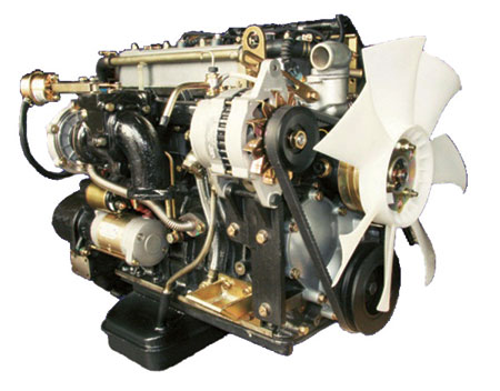 HFC4DF VEHICLE DIESEL ENGINE