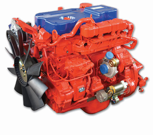 CY4102 TWO VALVES VEHICLE DIESEL ENGINE
