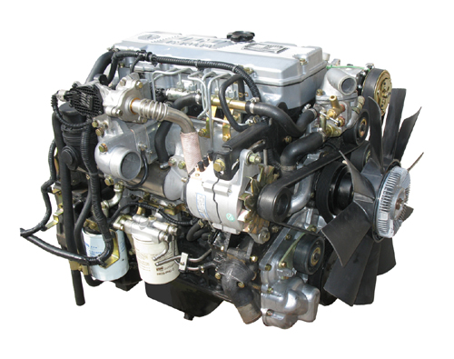 CY4102 FOUR VALVES VEHICLE DIESEL ENGINE