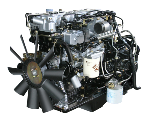 CY4D VEHICLE DIESEL ENGINE