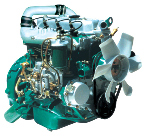 CY4102 TWO VALVES DIESEL ENGINE FOR FIXED POWER