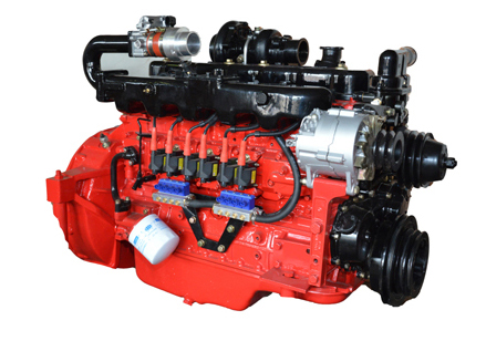 CY6B THE GAS ENGINE FOR THE BUS AND TRUCK