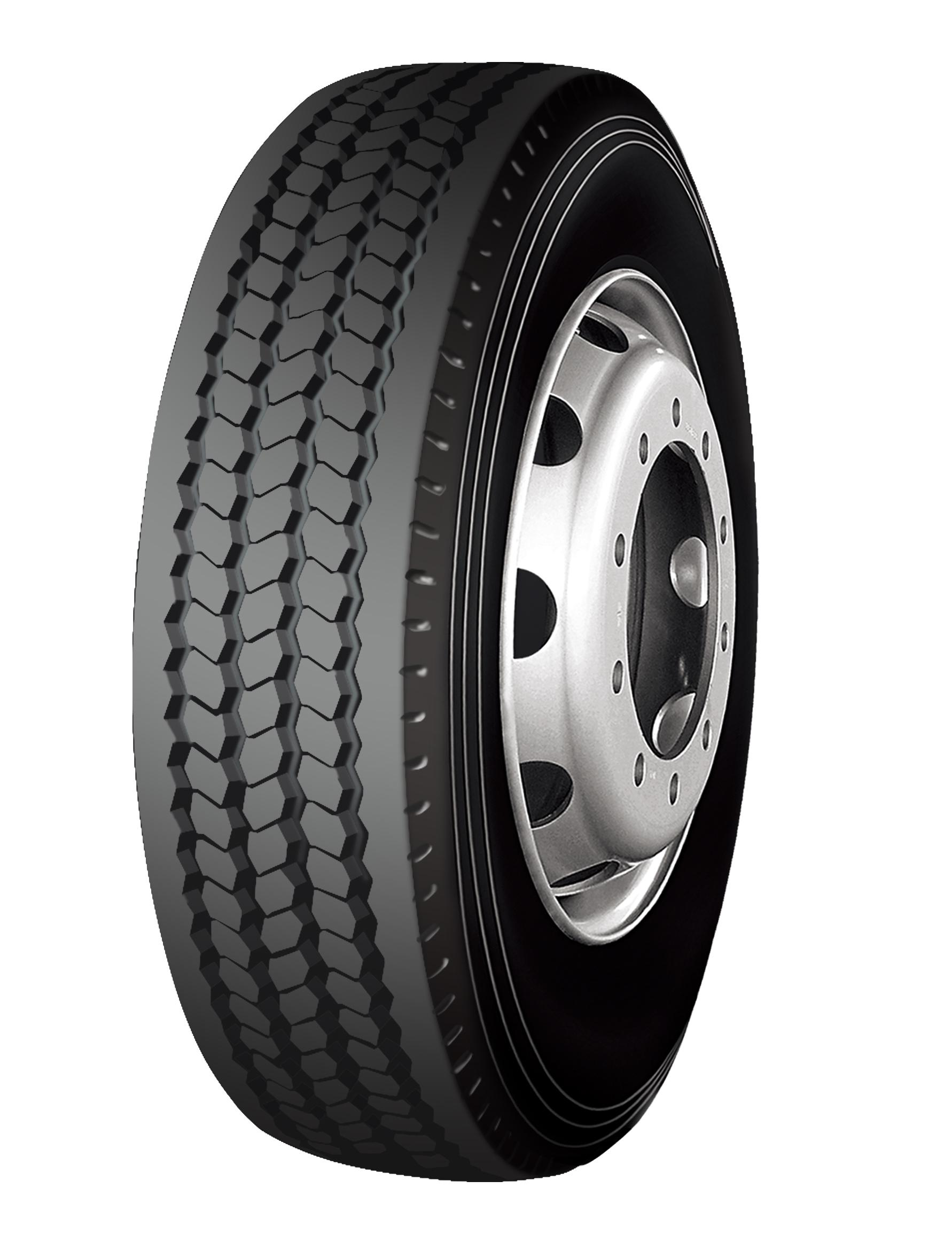 LM135 ALL STEEL RADIAL TRUCK AND BUS TYRES