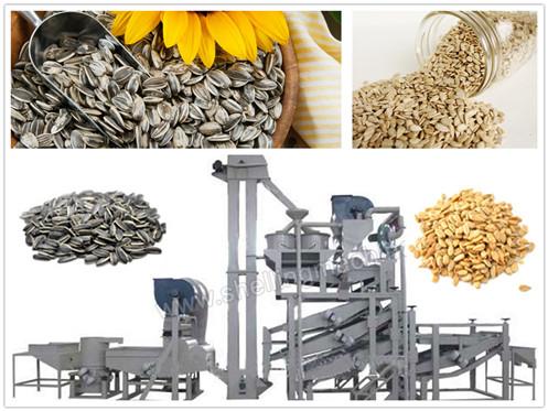 TFKH-1500 Sunflower Seeds Hulling Machine