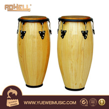 High Quality Wood Conga Drum Set Musical Instrument