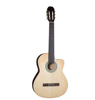Wooden Classical Guitar, Musical Instrument