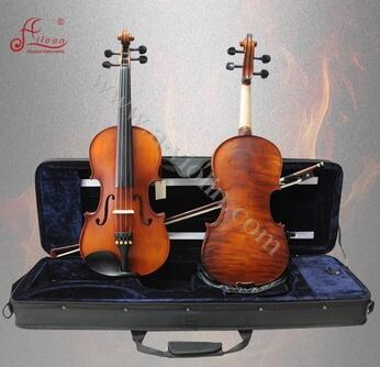 Professional Aileen Wholesale Student Violin With Case (AVL-231)