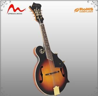 New design musical instruments mandolin with years of oem experience