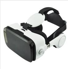 3D VR Box VR glasses with headphone Virtual Reality Headband for 3D Movies,3D Games