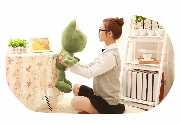 proofing realistic frog toy customized plush realistic frog toy