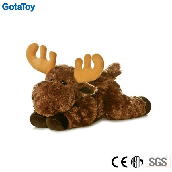 custom plush toy moose