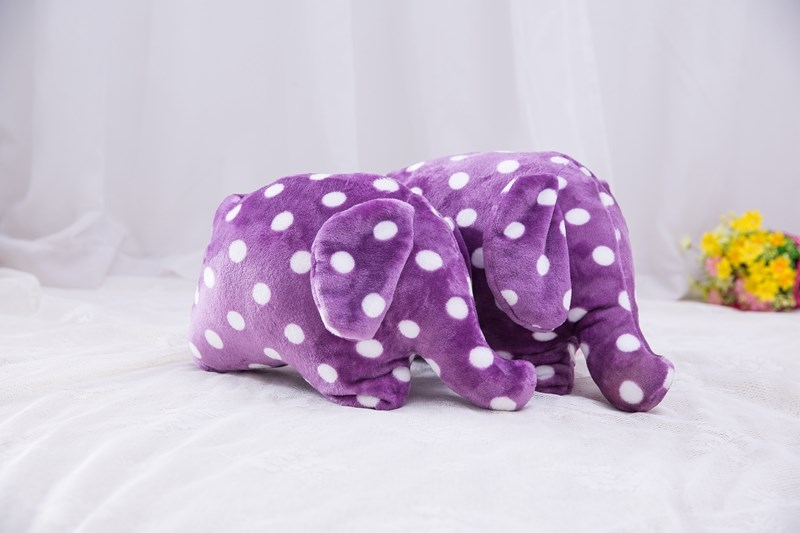 animal shaped air condition blanket carpet customed