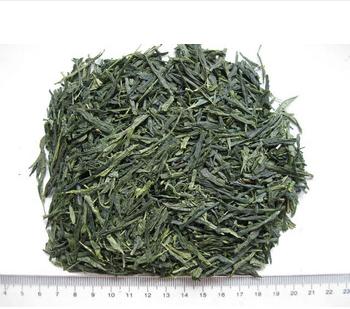Chinese sencha green tea, steamed green tea