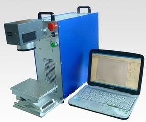 Single Arm vertical and horizontal drilling and engraving machine