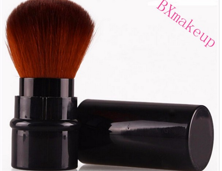Many colors New High Quality private label kabuki makeup brush